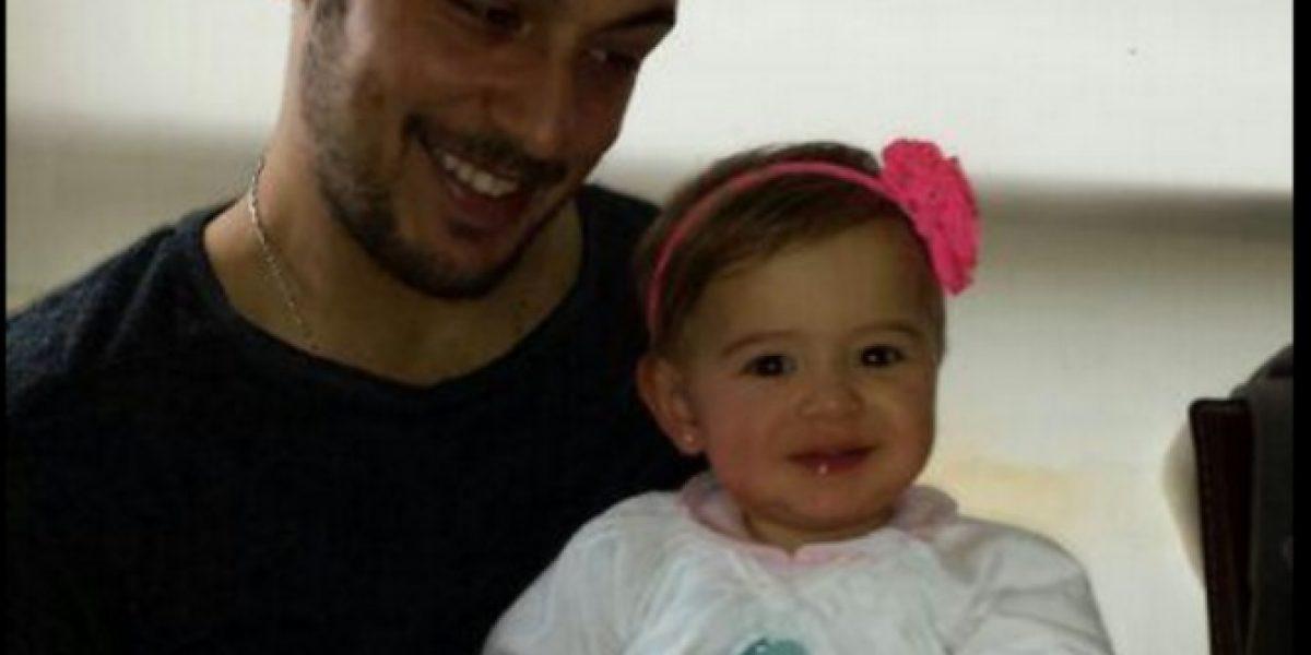 Federico Koch sufre accidente de tránsito en compañía de su hija