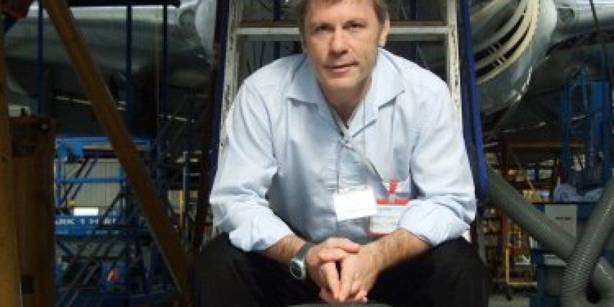 Bruce Dickinson regresa a Chile en marzo como conferencista en la FIDAE