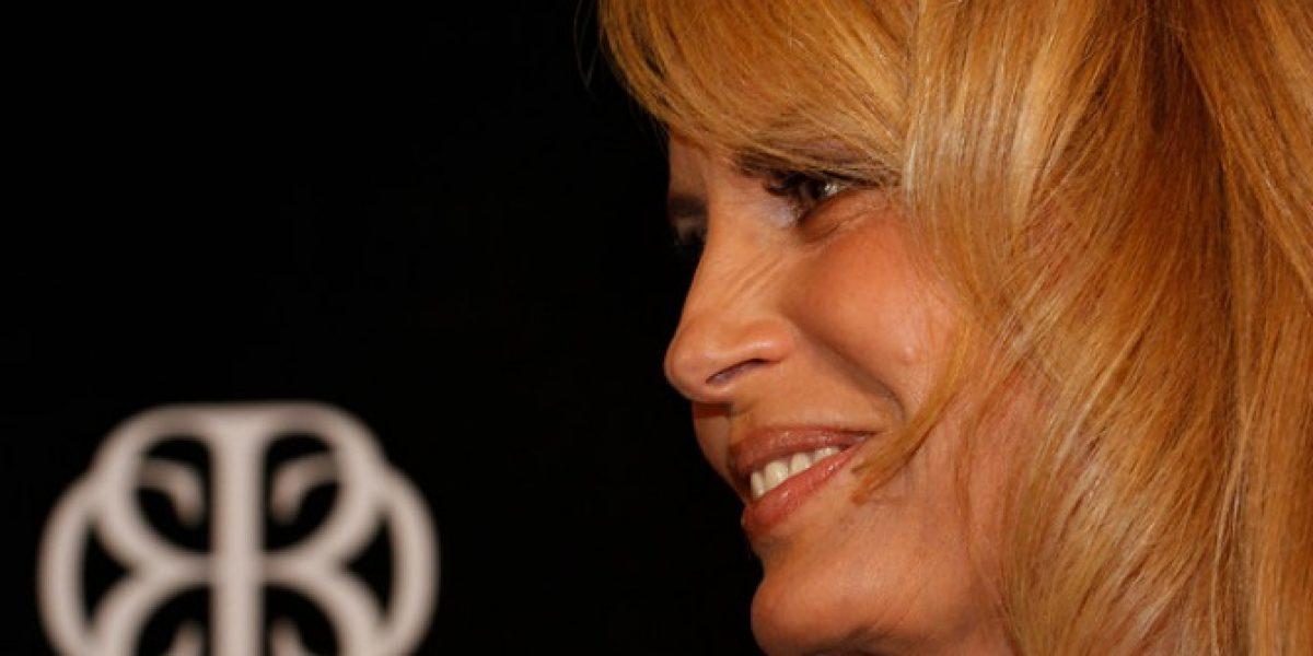Cecilia Bolocco sobre Carlos Menem: