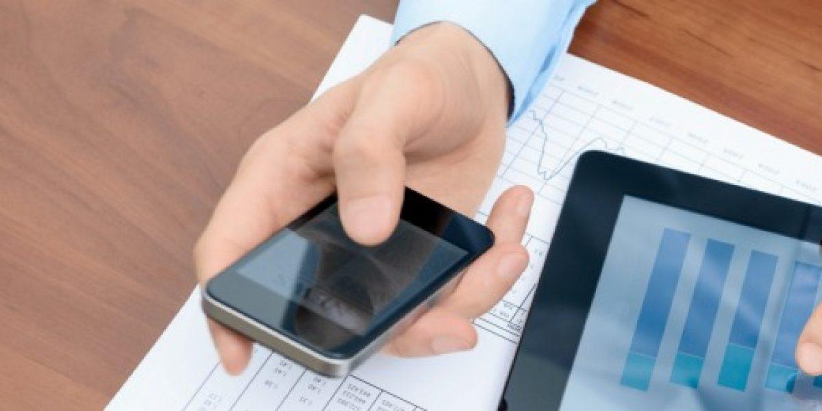 Búsqueda de trabajo: 44% lo hace con el smartphone