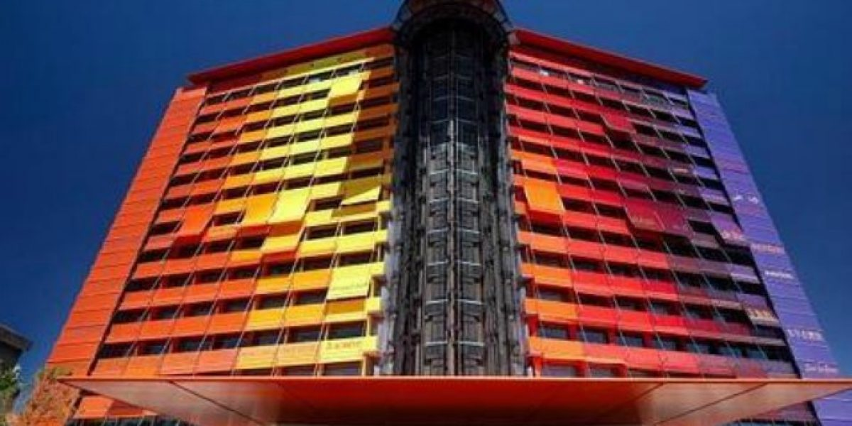Galería: destacan a hotel chileno por su arquitectura