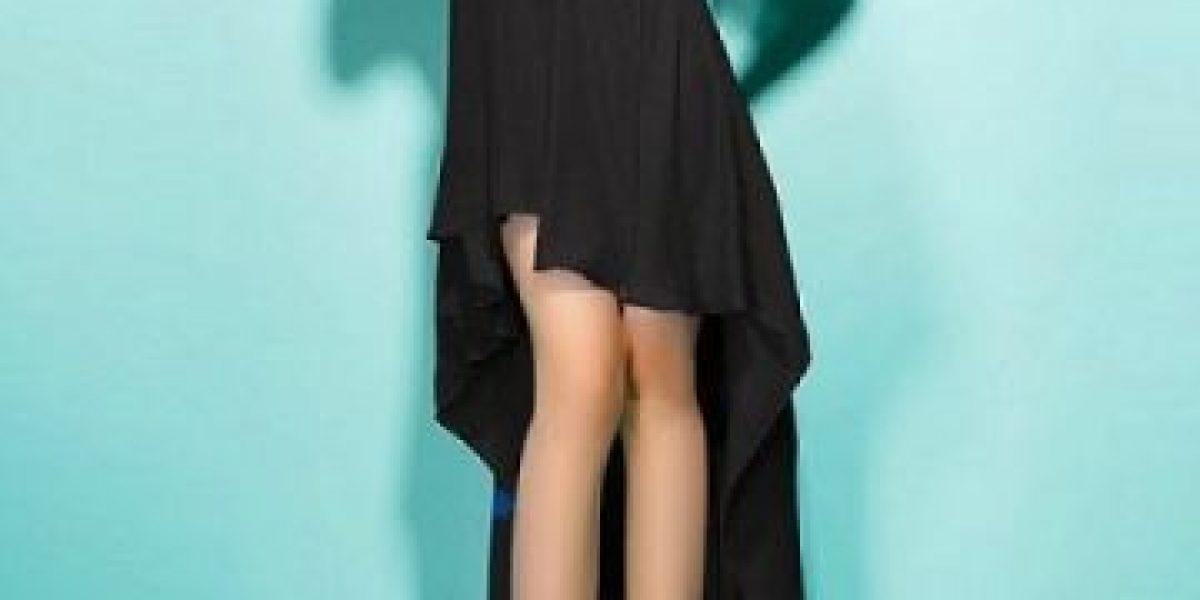 Nuevo abuso de Photoshop: La modelo con piernas