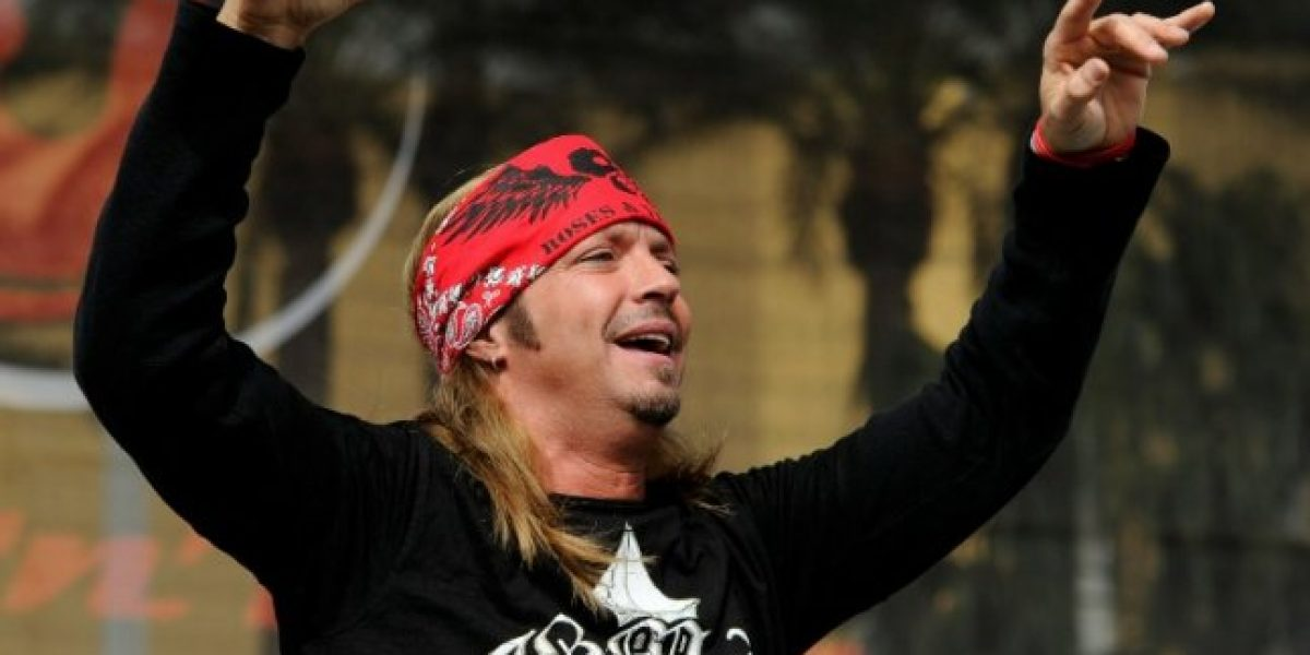 Bret Michaels la voz de Posion agenda dos conciertos en Chile