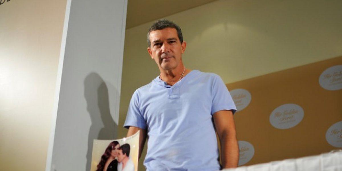 Antonio Banderas: