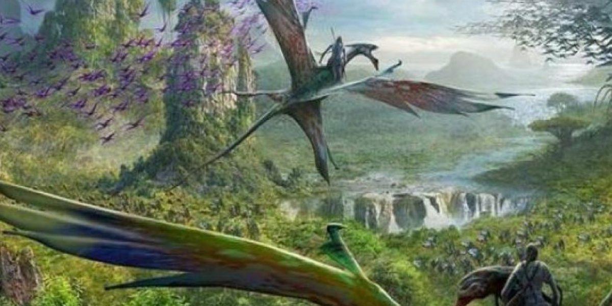 FOTOS: Nueva atracción de Avatar en Disney World