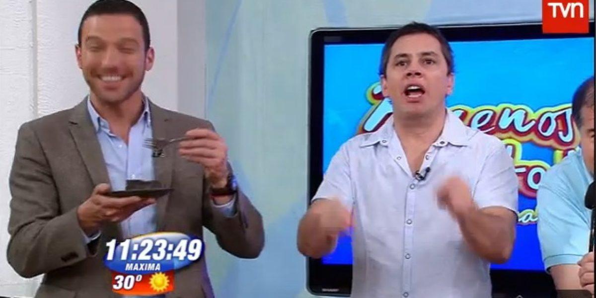 BDAT ironiza con supuesta rivalidad entre Viñuela y Elfenbein