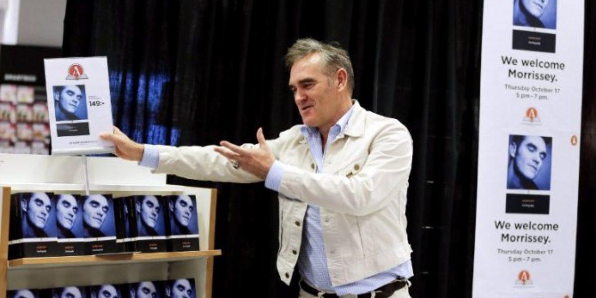 La autobiografía de Morrissey divide a la crítica británica