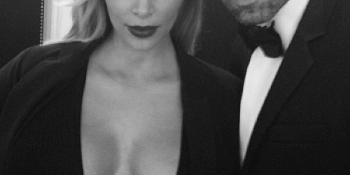 Kim Kardashian muestra su espectacular figura en Instagram