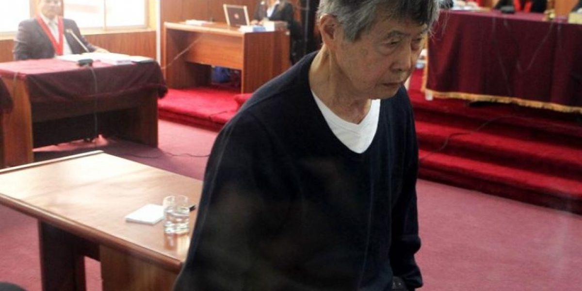 [FOTOS] Impacto en Perú tras decadente reaparición del ex presidente Fujimori