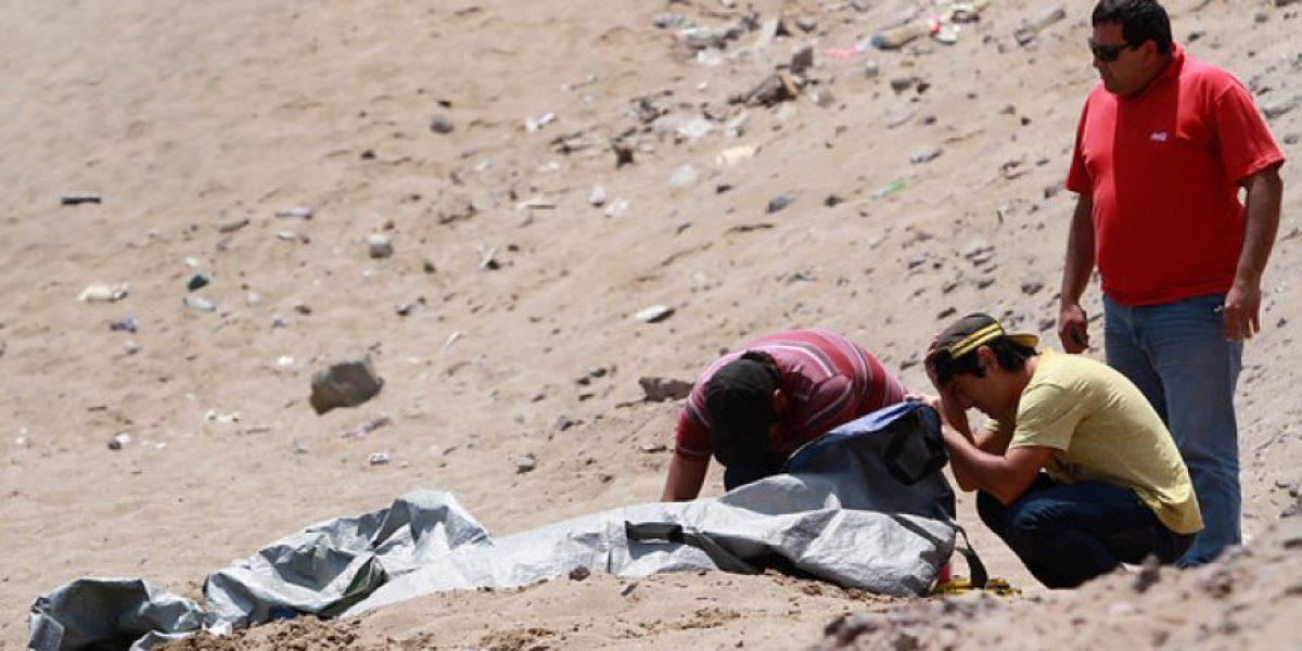 Imágenes de dolor tras fatal accidente en Iquique que deja un muerto y cuatro heridos