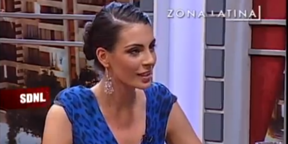 Miss Universo Chile asegura que no sabe por quién votará a pesar de ser sobrina de Matthei