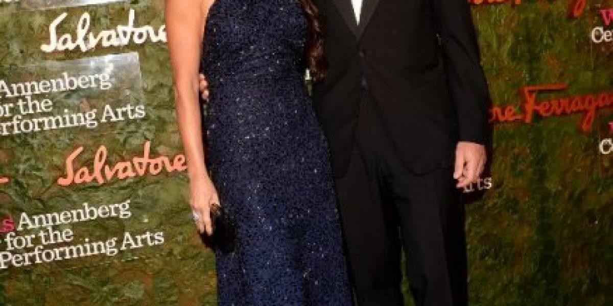 Demi Moore luce radiante en evento de Beverly Hills