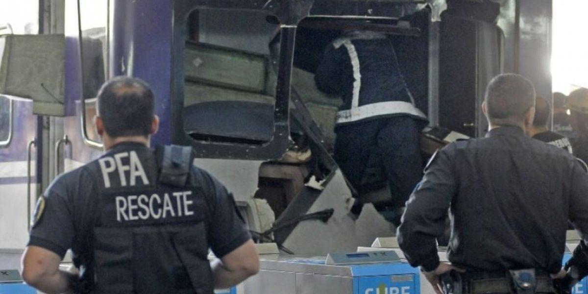 Fotos: Más de 70 heridos dejó el grave accidente de tren en Buenos Aires