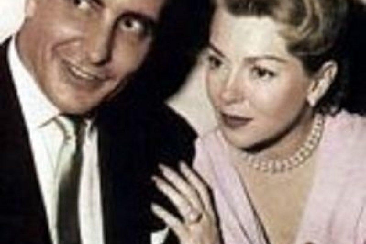 3. Lana Turne y Harry Stompanato. Foto: Grandes amores del cine.. Imagen Por: