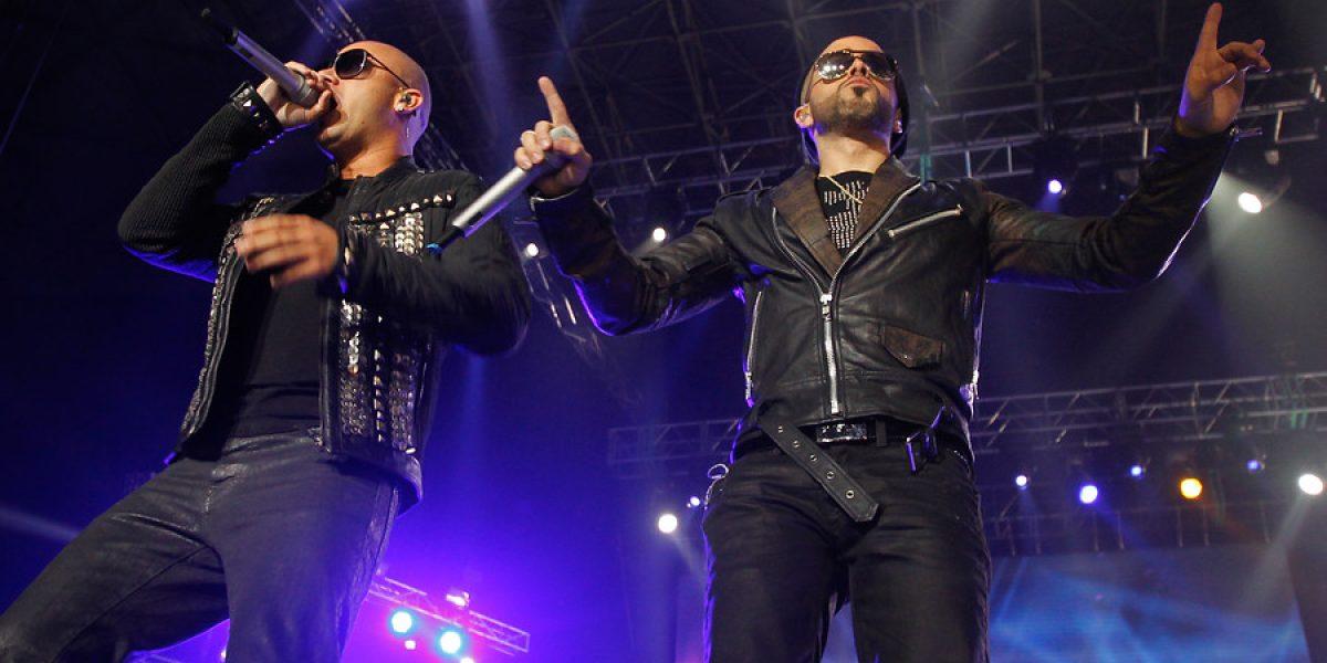 Galerías: Lo mejor del potente show de Wisin y Yandel