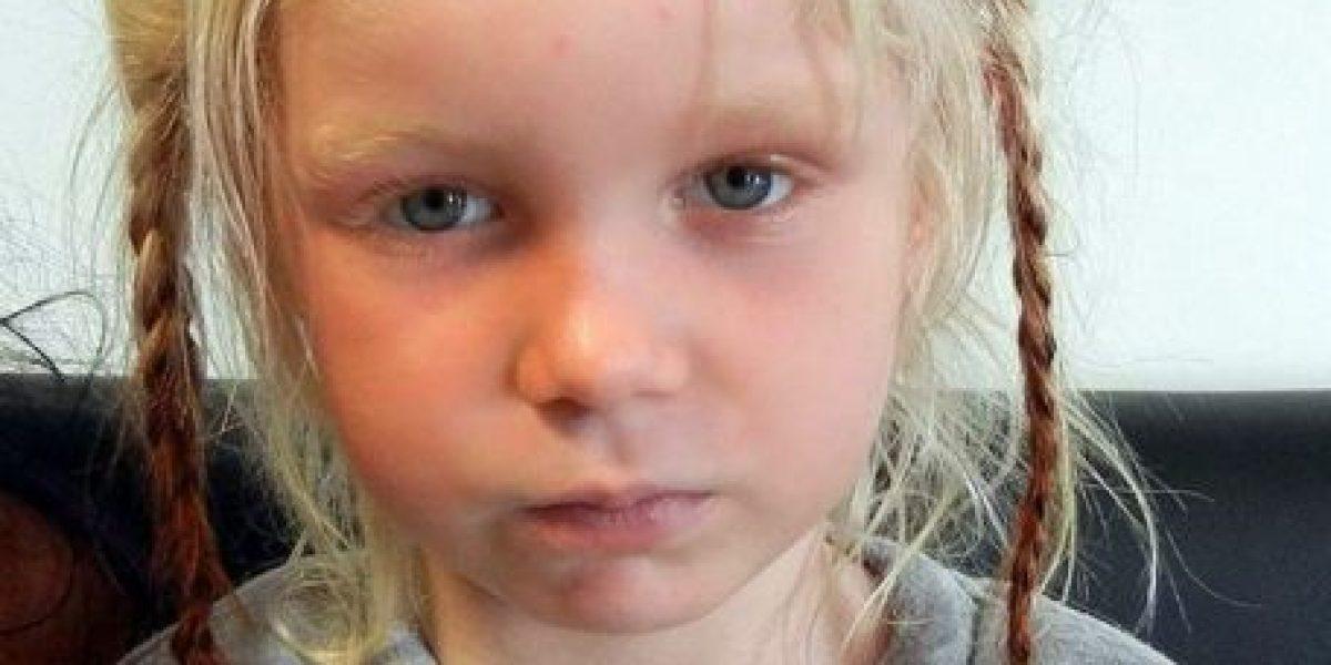 Miles de personas en el mundo buscan a los papás de esta niña
