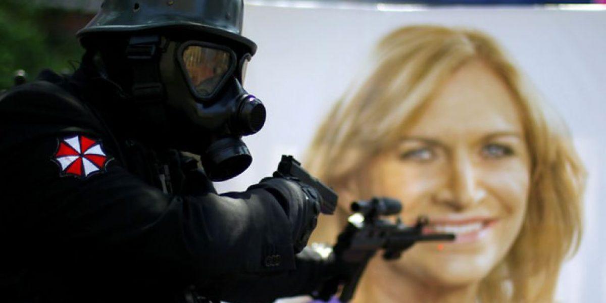 GALERÍA: Propaganda política versus zombies ¿Quién crees que ganó?