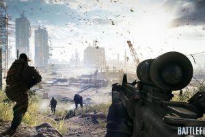 Battlefield 4. Imagen Por: