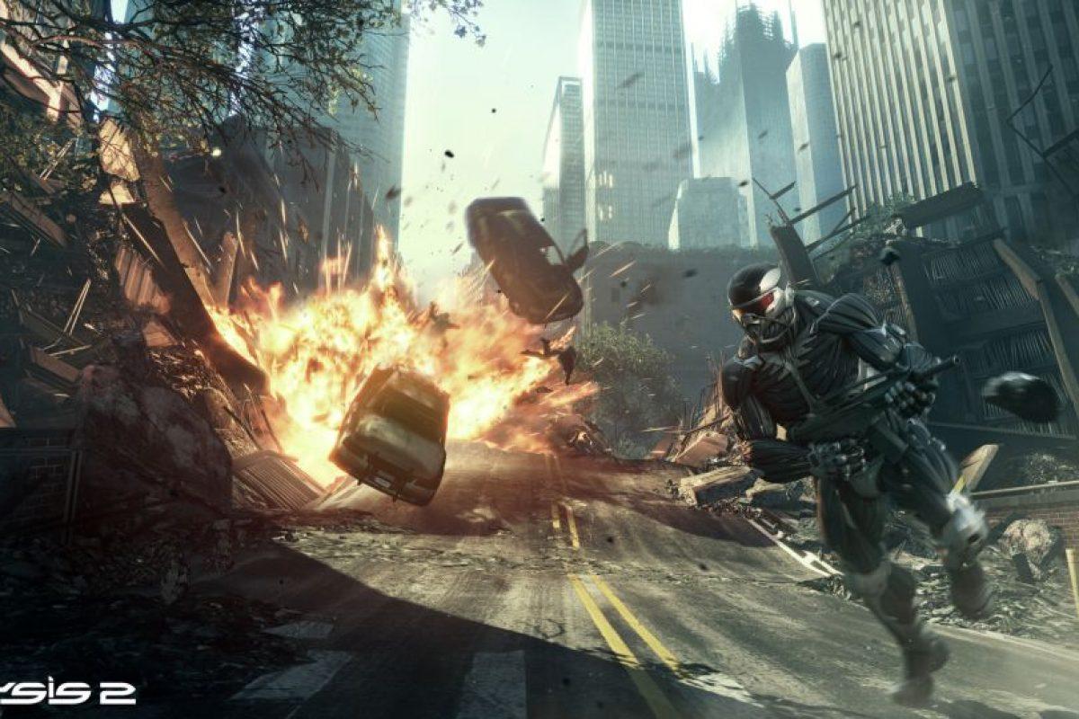 Crysis 1 y 2. Imagen Por: