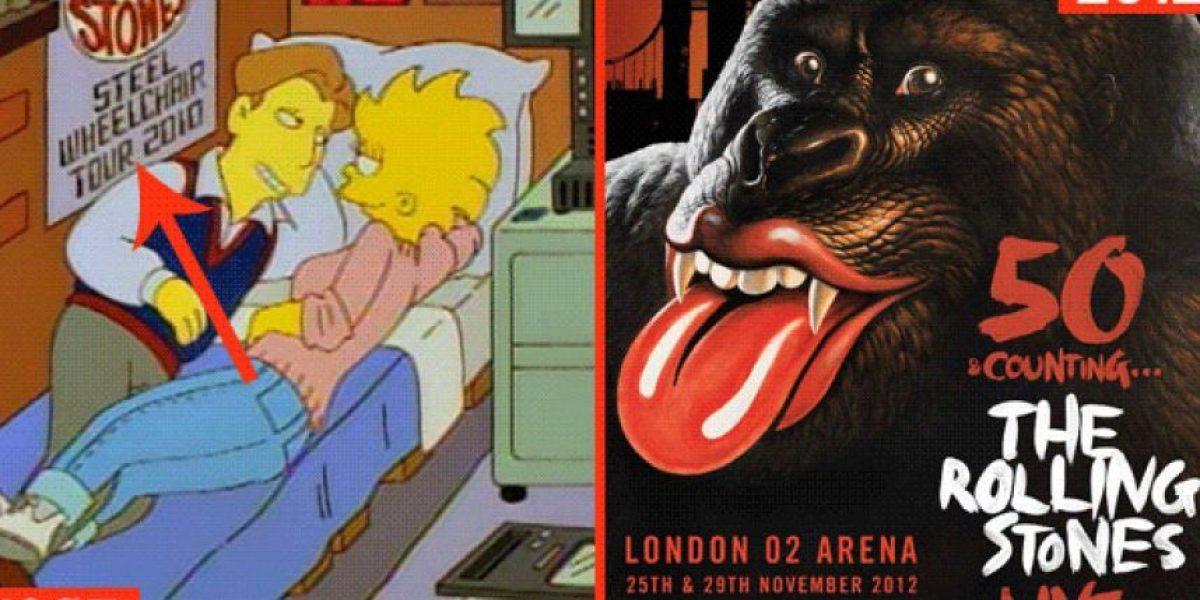 FOTOS: Los Simpsons predijeron el futuro