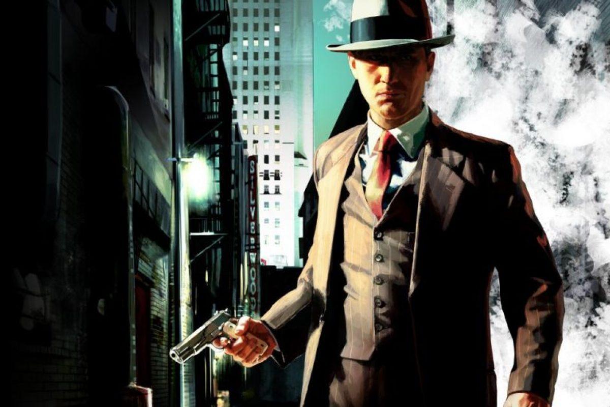L.A Noire. Imagen Por: