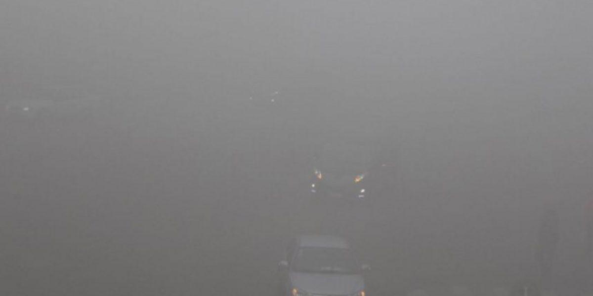 FOTOS: Grave contaminación en China obliga a cerrar escuelas y autopistas