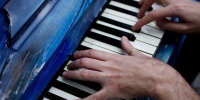 FOTOS: Los pianos invaden Santiago