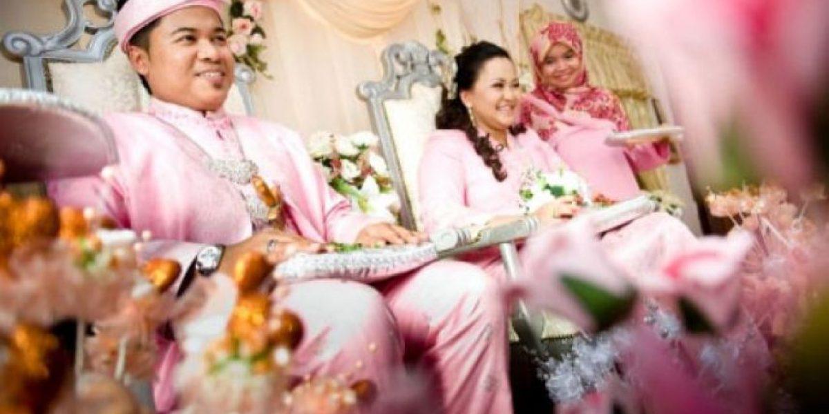 Galería: 11 costumbres de las bodas más extrañas del mundo