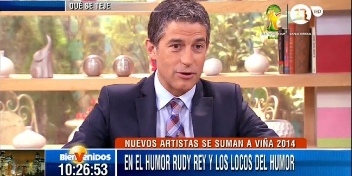 Polo Ramirez revela altercado con artista del Festival de Viña cuando era ejecutivo