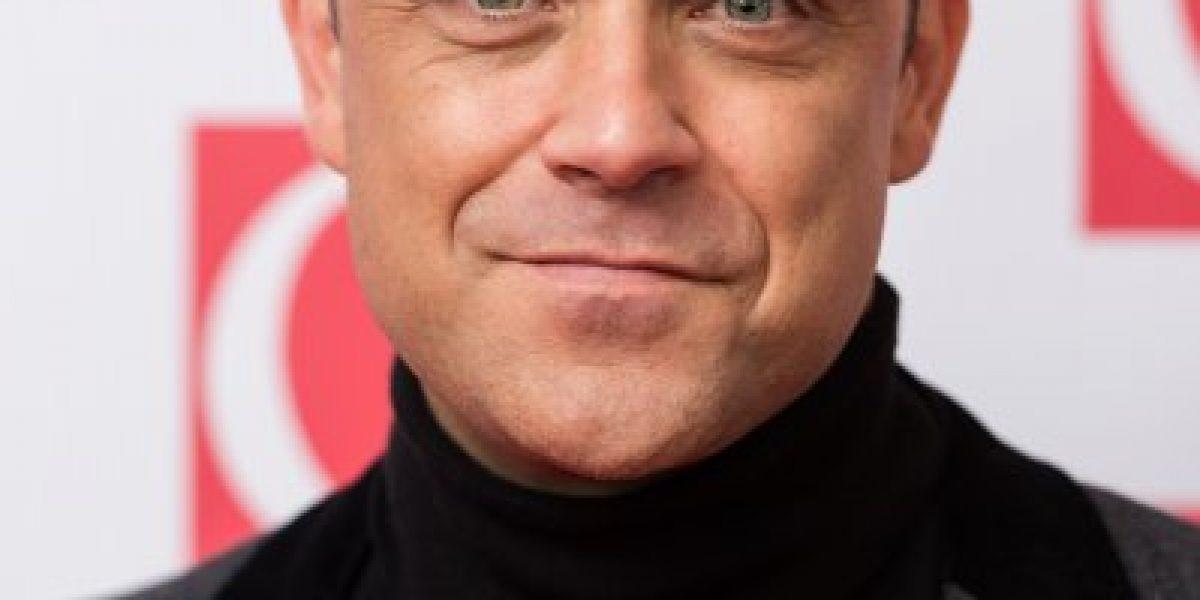 Robbie Williams llega a los