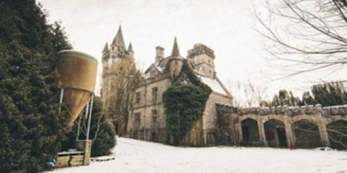 FOTOS: Imponentes castillos abandonados