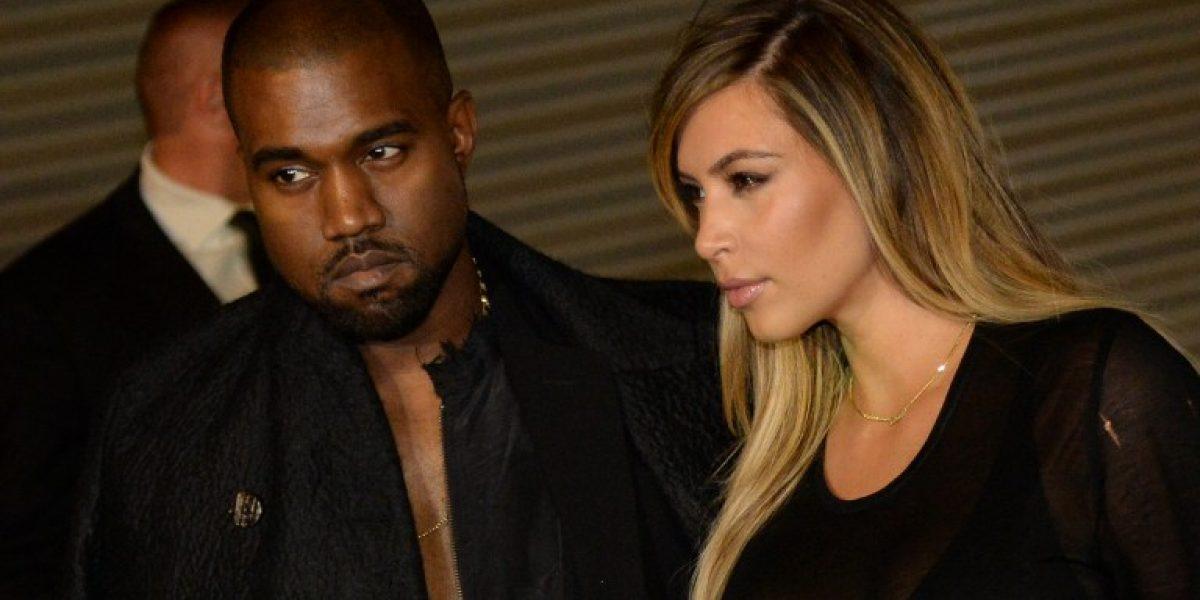 Kanye West le pide matrimonio a Kim Kardashian en su cumpleaños