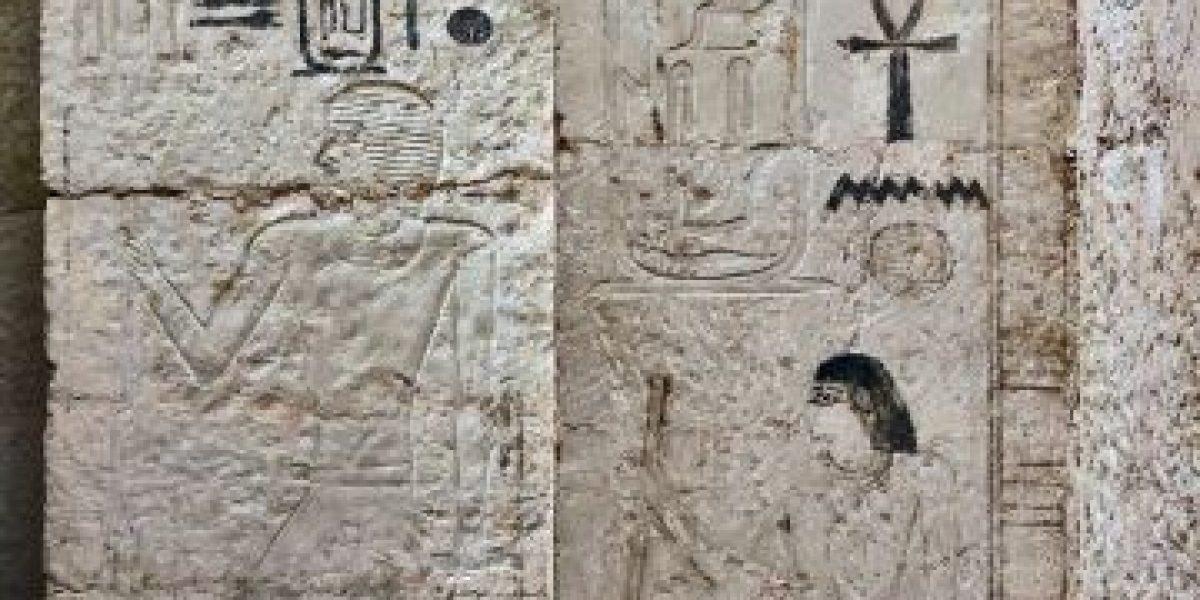 Descubren en Egipto tumba de un médico de faraones de hace 4.000 años