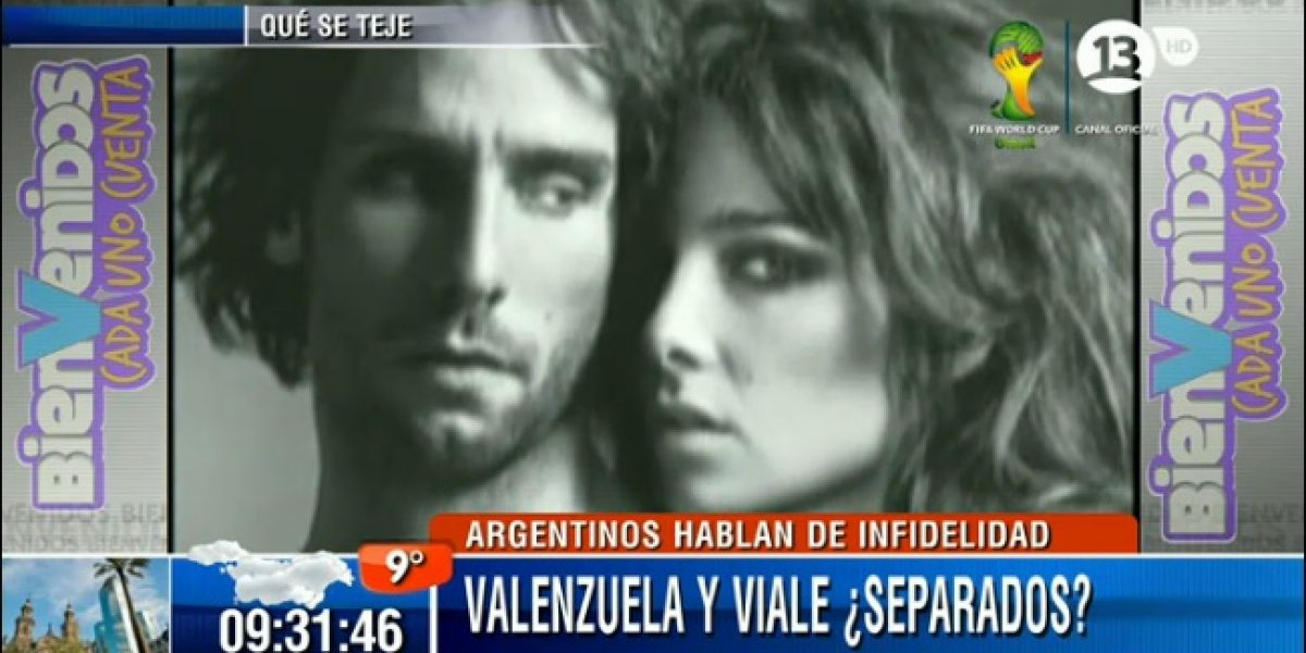 Gonzalo Valenzuela y Juana Viale se separan por supuesta infidelidad con ex de Eva Gómez