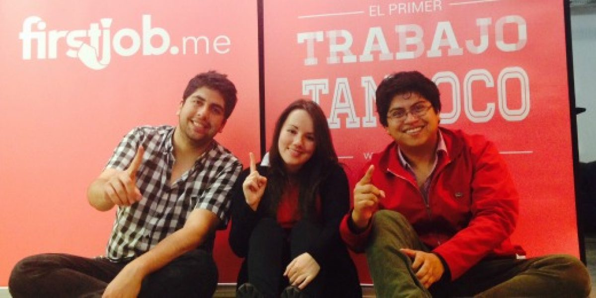 Plataforma chilena para profesionales que buscan su primer empleo se expande a Latinoamérica