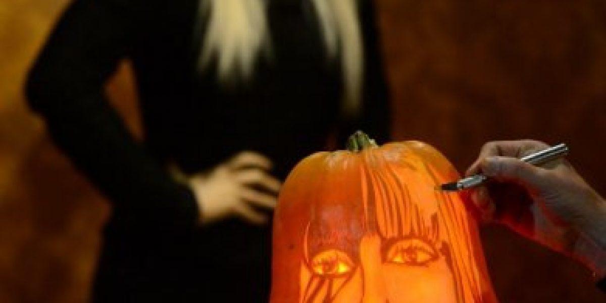 Calabazas de famosos para Halloween: De Obama a Lady Gaga