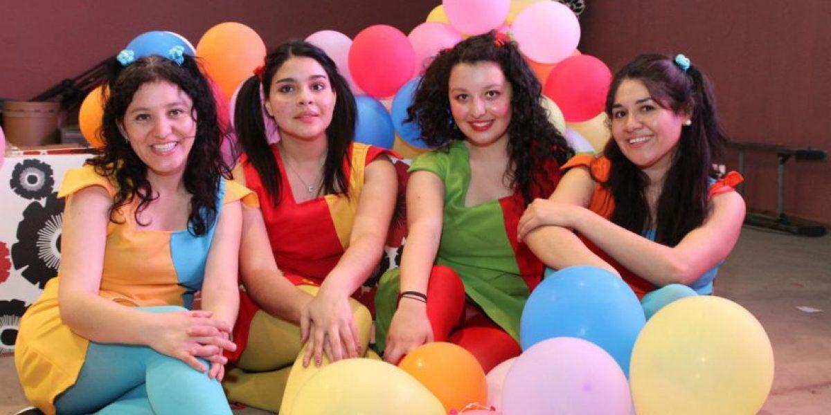 Jóvenes proponen una opción diferente a la celebración de Halloween en Puente Alto