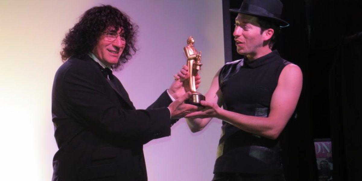 Integrante de Magictwins es Galardonado con Oscar de la Magia