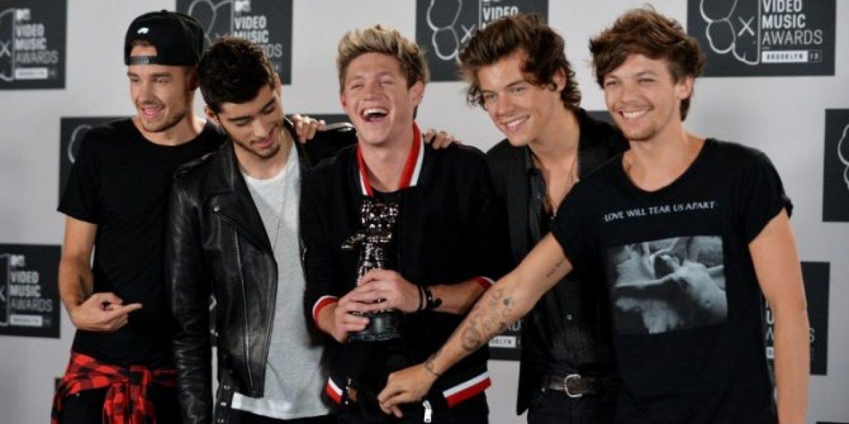 Anuncian concierto extra de One Direction en Chile para el 30 de abril
