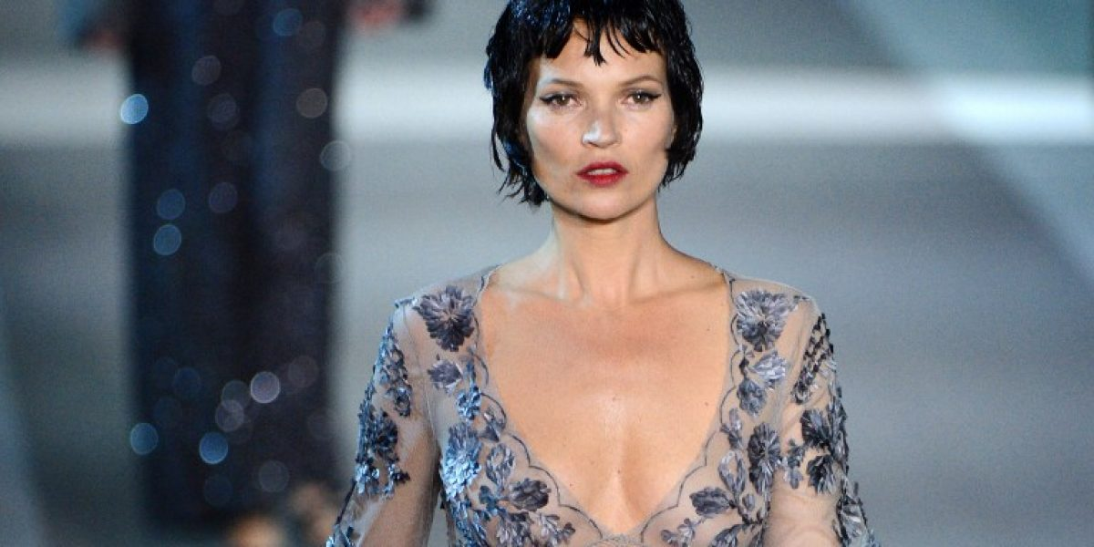 Kate Moss no podrá acudir a fiesta de Playboy