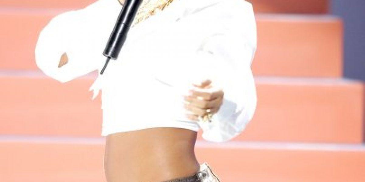 Galería: Así lucía Rihanna ocho años atrás