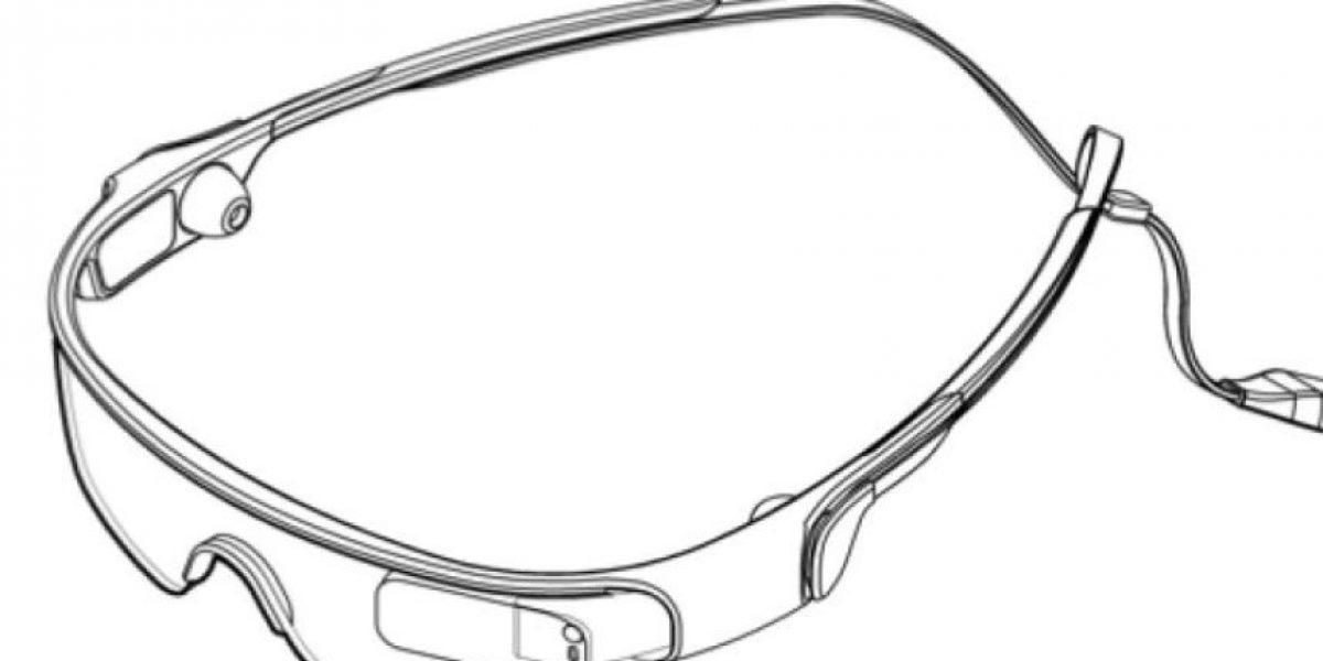 FOTOS: Samsung prepara un rival para los Google Glass