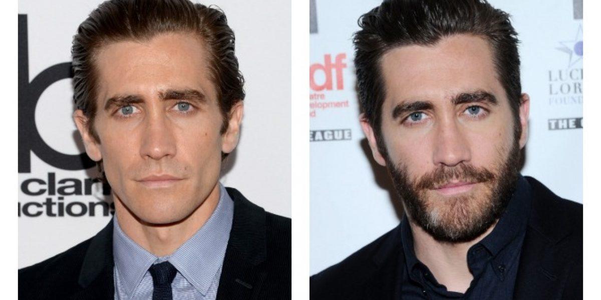 Actor Jake Gyllenhaal irreconocible tras bajar 10 kilos para película