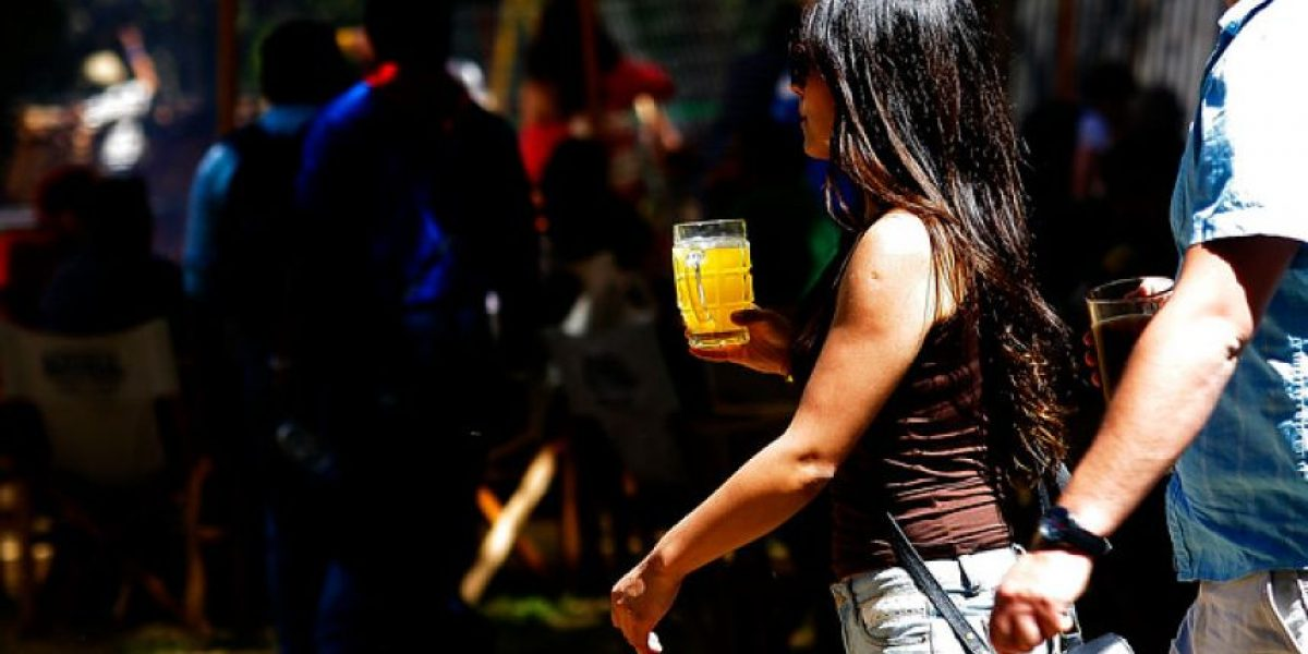 Galería: Así se vive el festival de la cerveza