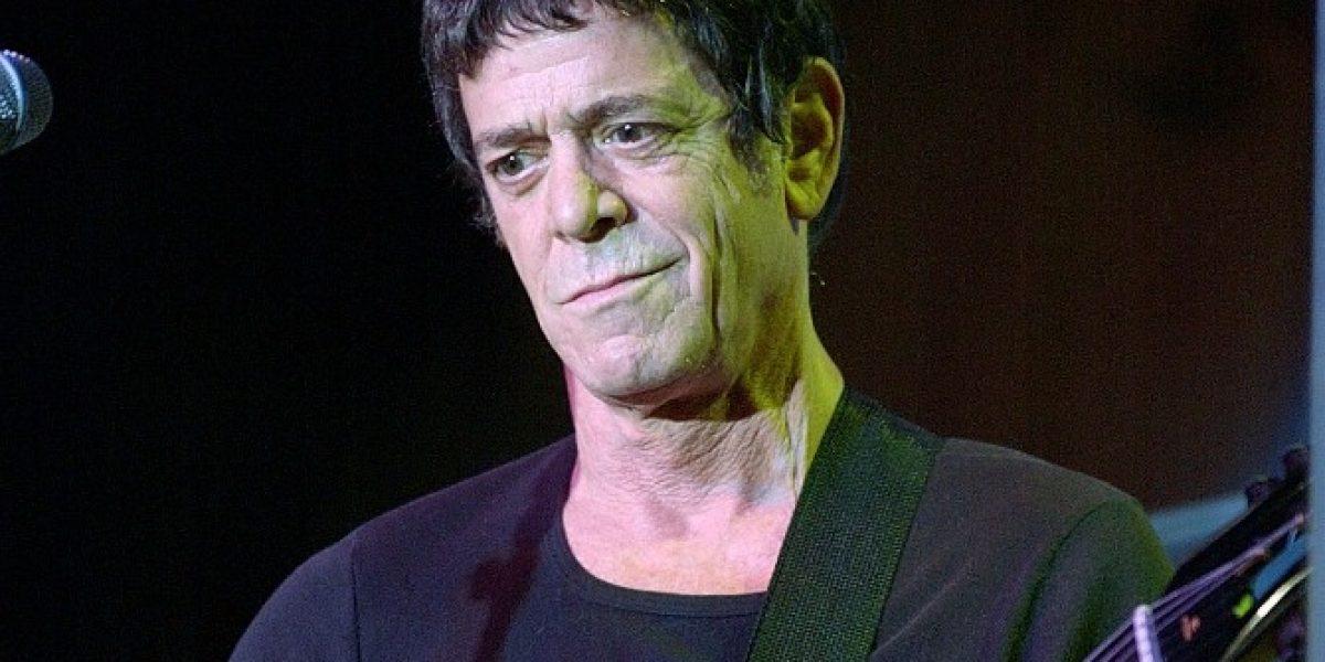 Muere a los 71 años el legendario músico Lou Reed