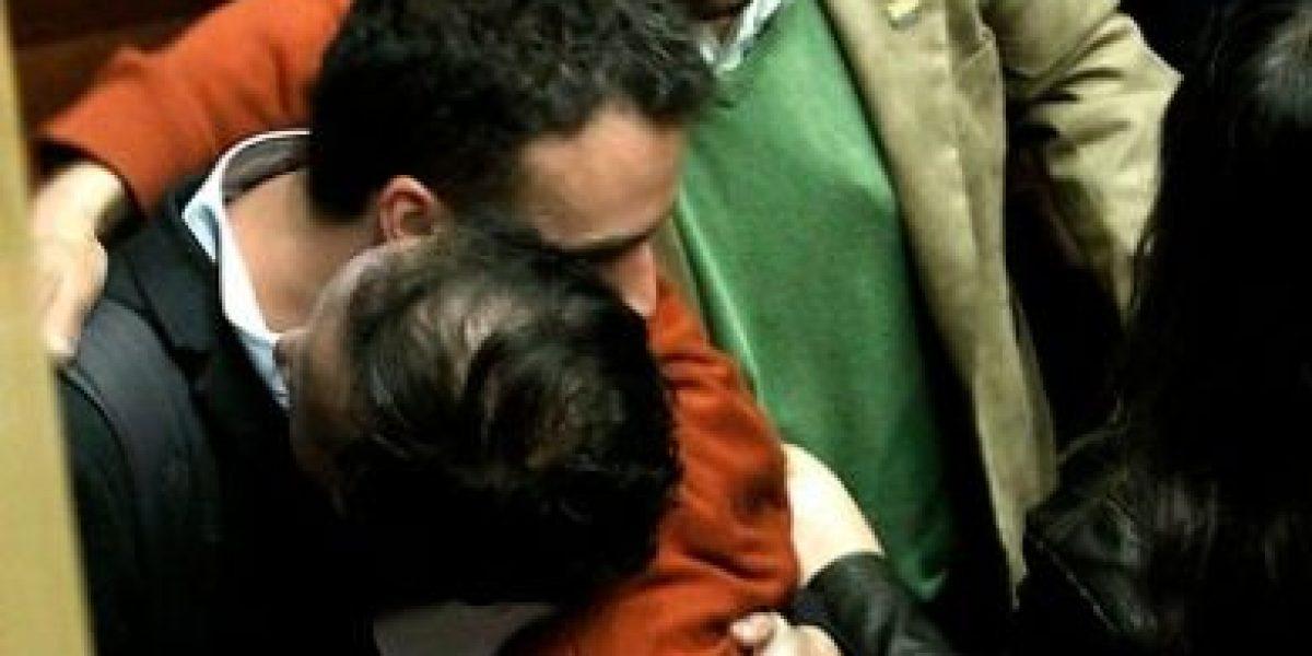 GALERÍA: El día que se dio a conocer la condena por el crimen de Daniel Zamudio
