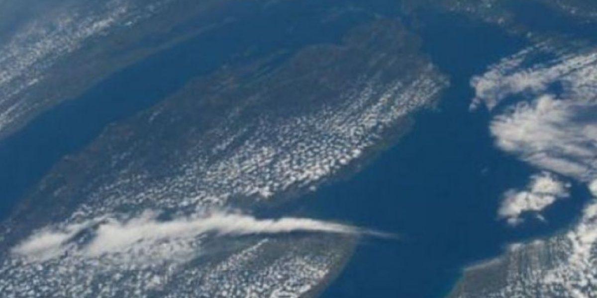 FOTOS: Espectaculares vistas de la Tierra desde el espacio