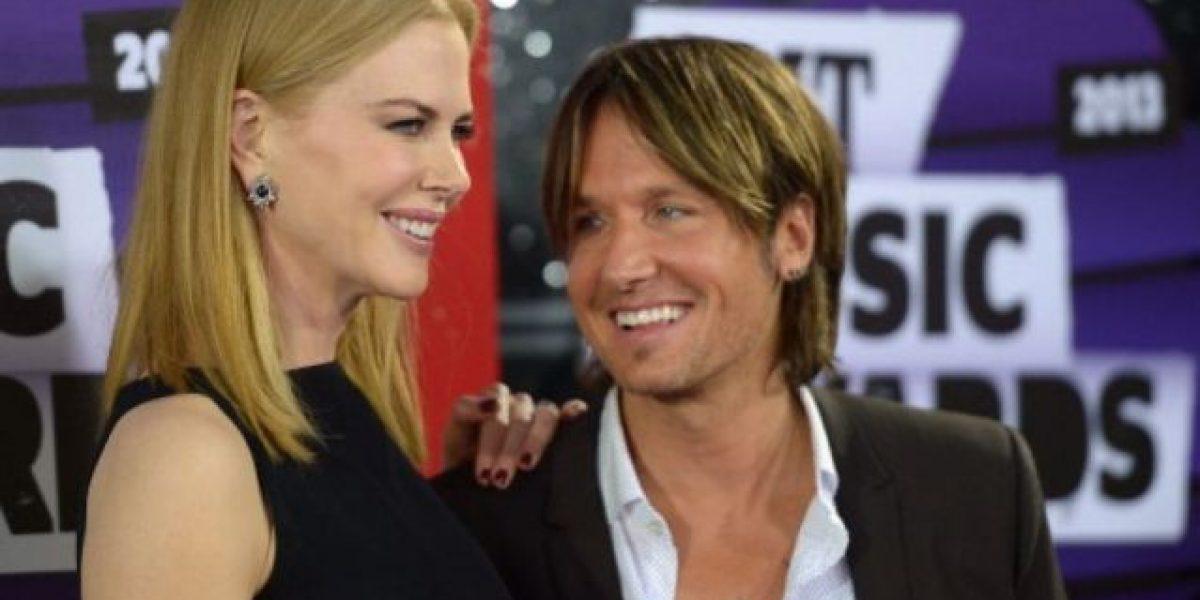Nicole Kidman envía mensajes eróticos a su marido
