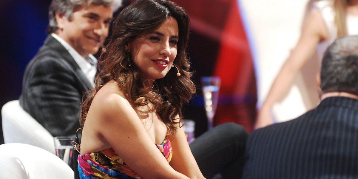 Fotos de la sexy y elegante Lucía López