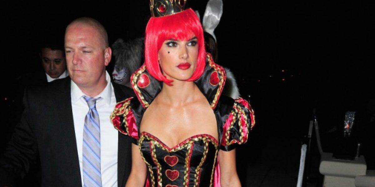 Famosos de Hollywood comienzan mostrar sus mejores disfraces de Halloween